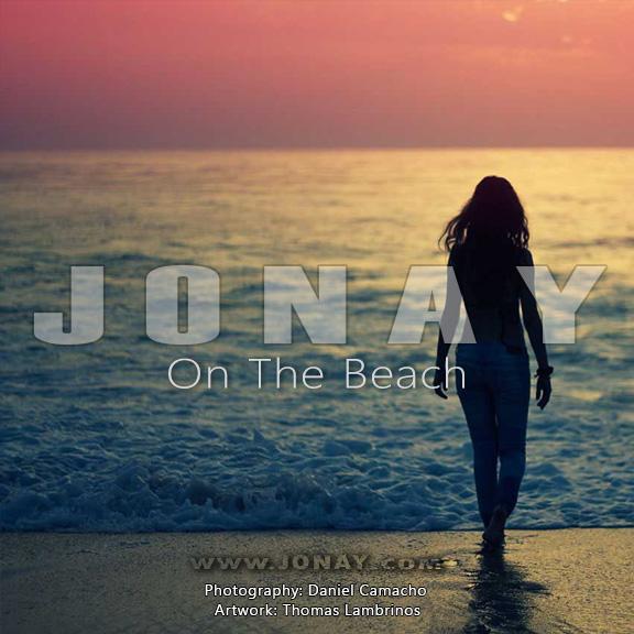 JONAY - On The Beach Cover